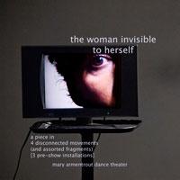 Woman Invisible - Eye closeup